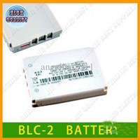BLC-2 battery for nokia cell phone 3310/3315/6650/6800 from factory