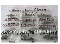 170pcs Normal triode TO92 S9012 S9013 S9014 A1015 C1815 S8050 S8550 2N3904 2N3906 A42 A92,each 10pcs,Transistor Assorted Kit