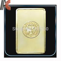Free shipping Replica bar Deutsche Reichsbank Gold Bar
