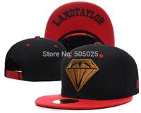 Free drop-shipping new Unisex Adjustable Funny Hip pop Fashion diamond supply co Snapback hats Hat Men Women Baseball Cap