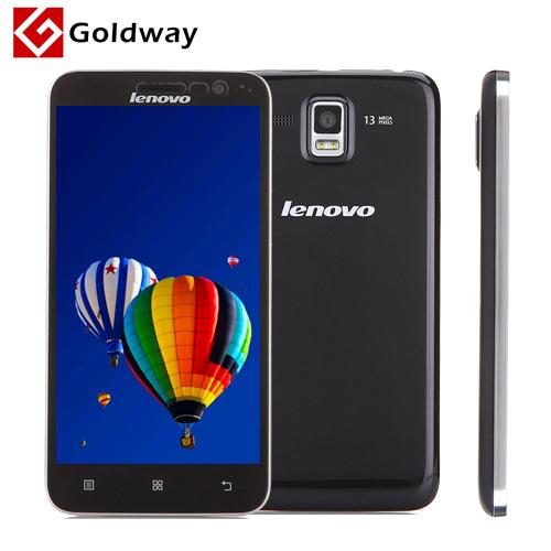 """Lenovo originale a8 4g fdd mtk6290 wcdma androide 4.4 octa core mobile telefono 5,0""""IPS 1280x720 schermo 13.0mp 2gb ram 16g rom"""