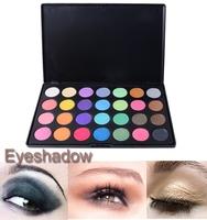 Professional 28 Colors Colorful Eyeshadow Eye Shadow Palette Makeup Box Cosmetics Worldwide FreeShipping