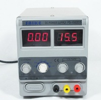 1502DD 15V 2A Adjustable DC Power Supply LED Display Mobile phone repair power test regulated power supply Free shipping 1841