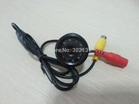 Free shipping universal car backup camera vehicle backup camera with night vision waterproof