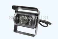 Free shippin universal backup camera reverse backup camera for bus
