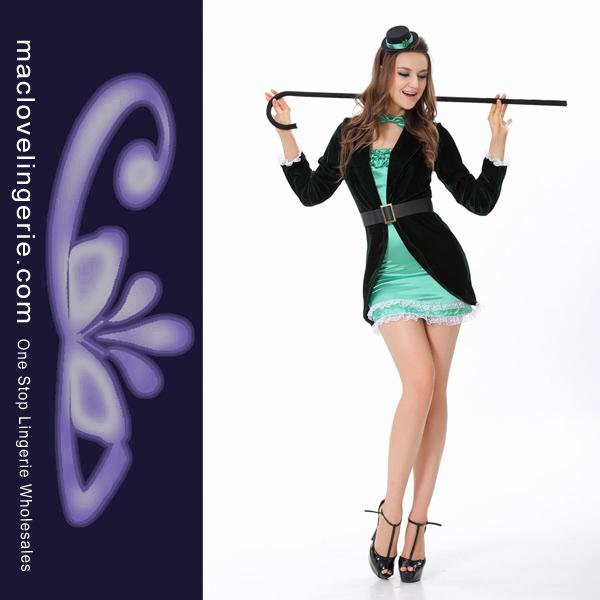 Фото Эротическая одежда Maclove Halloween Fancy Dress ML5384 ML5384 Sexy Costumes For Women