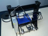 2014 New Aurora Impressora Partilhada Model DIY KIT Reprap Prusa Mendel I3 High Accuracy 3d printer kit black/White 3D Printer