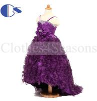 2014 Customrized Sweep Train Vestido De Festa Baby Toddler Girl Bandage Pageant Party Dress Vestidos De Menina Fantasia Infantil