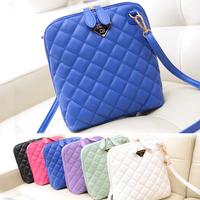 2014 fashion women mini messenger bags 2014 new Korean ladies fashion handbags shoulder bag small bag diagonal shells tide