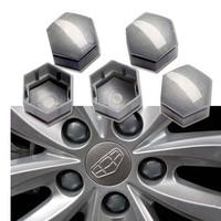 Free shipping/Geely auto parts/High quanlity car wheel screw decorative cap  for Geely  EC7 EC7-RV EC8/one Lot 10pcs
