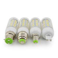hot sale!E27 SMD 5730 36leds 11W warm white/white led corn light led bulb 220v-240v free shipping