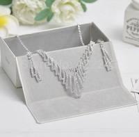 Korean extravagant wedding accessories bridal necklace jewelry wedding jewelry wedding jewelry studio