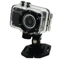 High Quality FULL HD 1080p Portable 30M Waterproof Sports Camera Action Mini Video Camera M200 Car DVR, Free & Drop Shipping