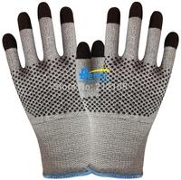 Anti-cut Working Glove HPPE Cut Resistant Work Gloves