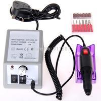 Professional 20000RPM Electric Nail Drill Pen Machine Manicure Pedicure Tools Set Kit