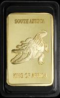 (lucy )  So hot!  Free Shipping Wholesale 50Pcs/Lot Crocodile Gold Bar
