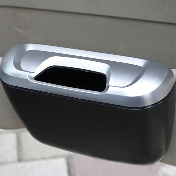 1PC Vehicular Rubbish Box Car Trash Automobile Collection Box/Environmental Protection Car Trash Auto Supplies(China (Mainland))