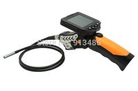 Free Shipping ! Longer 1M Dia 8.2mm Tube Snake Camera Endoscope Inspection Borescope DVR