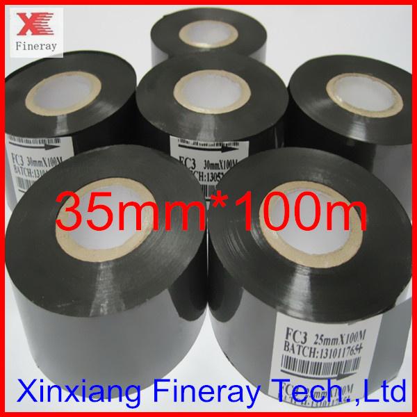 35mm*100m hot black heat transfer film(China (Mainland))