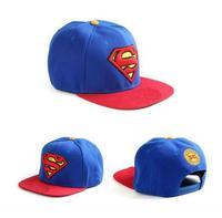 Hot Brand Superman Snapback Cap For Men Women Embroidery Letters Baseball Hat Adjustable Hat Boy Girl Drop Ship ZY103-02