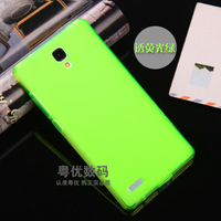 Colorful Ulra thin Case For Xiaomi Redmi Note Cover Case Soft Silicon Protective Case Luxury Hongmi Note Case Clear