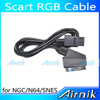 Scart RGB Cable for N64 Game Cube AV Cable for NGC