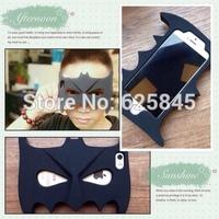 Free shipping! New Hot Black And Green 3D Batman Mask Soft Silicone  Case For XIAOMI MI2S M2S M2 MI2 XIAOMI MI2s