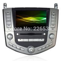GH5504 8Inch Car DVD GPS Navigation 2DIN Car Stereo Radio Car GPS Bluetooth USB/SD BYD S6 mp3 Player
