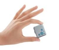 Free Shipping New Arrived RF-V16 Portable SOS Dual Talk Platform Long Standby Time Smart GPS Tracker Blue