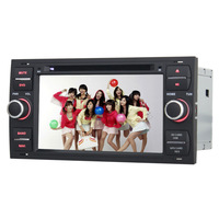 7inch Car DVD Player for  Ford Transit/Focus/Fusion/Fiesta/Transit   GPS Navigation Radio / RDS / AUX Function