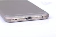 Ultra Slim 0.3mm Cover Case for Apple iPhone 6 TPU Gel Skin Case / Cover