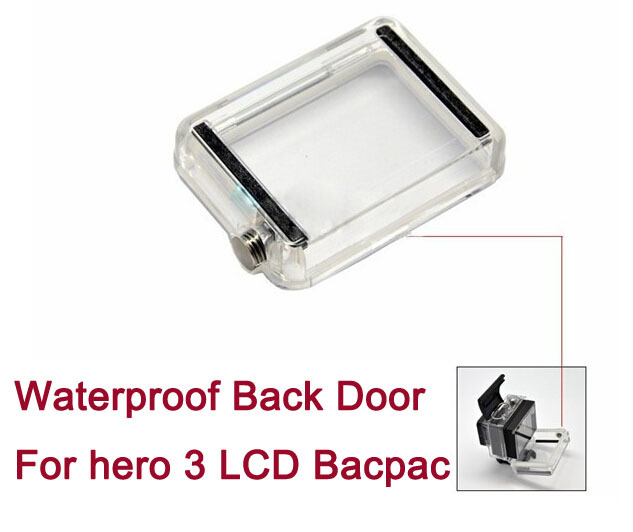 Электроника OEM LCD Bacpac Gopro Hero 2 3 For gopro hero2/3 кабель gopro bacpac extension cable
