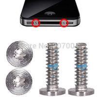 Free Shipping Original Bottom Dock Pentalobe Screw Screws Replacement For iPhone 4G 4S