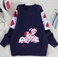 Children Sweaters Boys and Girls Sweater Unisex Coat  Child Autumn Winter