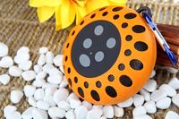 Newest Hands free portable wireless waterproof mini bluetooth speaker with nfc mic ,outdoor sport bluetooth speaker