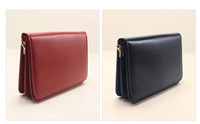 Women's leather bag fashion messenger bag phone bag free shipping