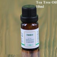 100% Tea Tree Oil 10ml  for Anti Acne Facial Treatment Blackheads Remover and Scar Fade Pure Essential Oil