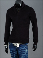 2014 new new High quality Brands New Winter Men's Turn-down collar Cashmere Sweater pullover sweater men brand