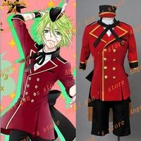 Free shipping New Arrival Costumize high Quality MARGINAL#4 Idol of Supernova Eru Nomura Costume Cosplay Custome