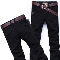2014 New Men's Autumn Pants Casual Slim Straight Pants Trousers High Quality  Freeshipping MKX160
