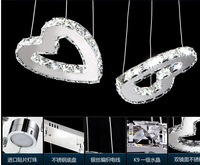 Modern Crystal Chandelier LED Lustres De Cristal Chandeliers Lamp Abajur Lustres Home Decoration Ceiling Chandelier Pendant