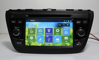 Car DVD Player for Suzuki SX4 / S-Cross 2014 with GPS Bluetooth TV IPOD Radio Steering Wheel Control Free shipping