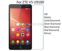 For ZTE V5 U9180 HD/Matte/Diamond Screen Protector Film Free Shipping