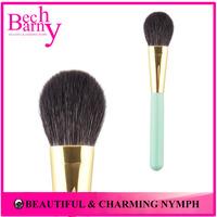 Customized Brand New Makeup Brushes & Tools Goat Hair Green Face Blush Brush