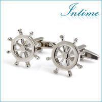 Novelty Cufflinks Wheel Cufflinks Metal Best Cufflinks Wholesale