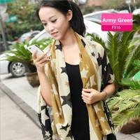 Hot Sale!2014 New Fashion Scarves for Women Chiffon Geometric Scarves Solemn and Elegant winter warm Tassel Scarf Wrap Shawl