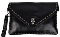 VEEVAN Fashion Retro Skull women handbag Clutch Evening Bag PU Leather vintage women's clutches desigual women shoulder bag