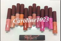 top brand professional makeup 60pcs/lot Makeup Lip gloss 4.8g brand factory price wholesale