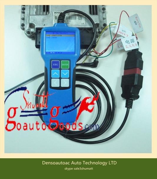 T71 Diesel engine OBD diagnostic tool for CUMMINS ISUZU IVECO VOLVO OBD truck(China (Mainland))