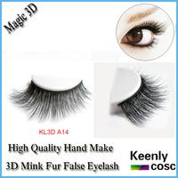 Fastest Shipping! Hot sell false eyelash extension new design make up 3D fake eyelash thick black MINK hair eyelash